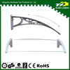 Heavy Duty polycarbonate awning canopies