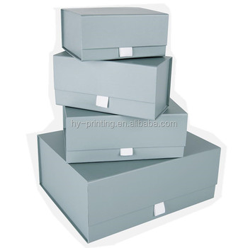 Custom Printed decorative/decorated cardboard gift boxes with magnetic lids