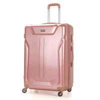 2017 New PC Luggage Style Fashion