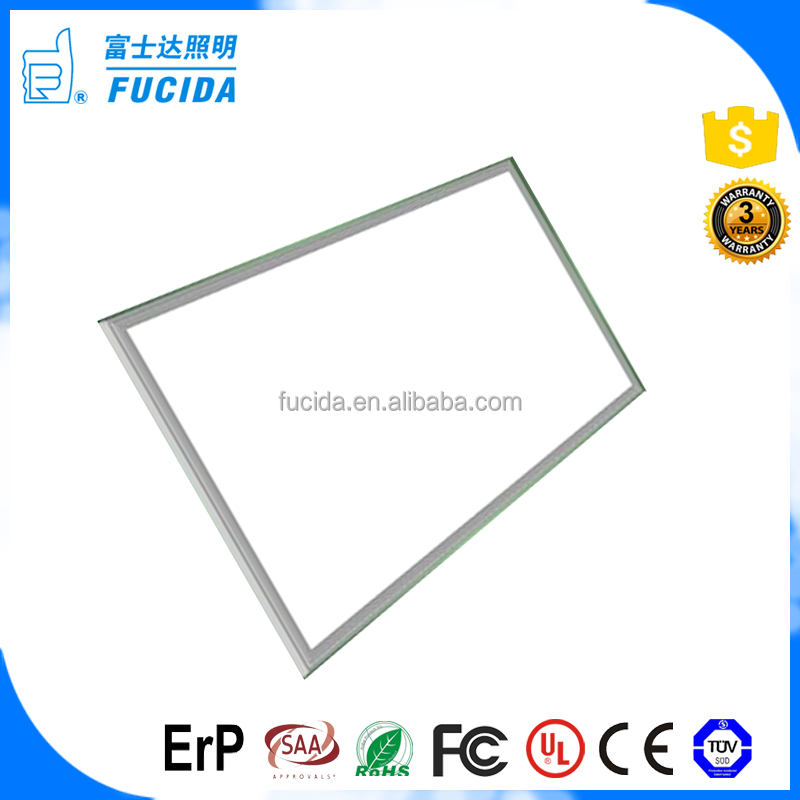 china factory UL CE RoHS high brightness smd led surface mounted panel light 600*1200 Square LED Panel Light 60w 72w
