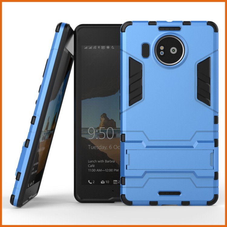 Factory hybird luxury case for Microsoft Nokia Lumia 950 XL