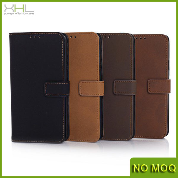 New flip leather case for Samsung S5