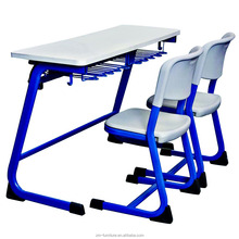 Plastic ABS School Desk and Chair School Furniture