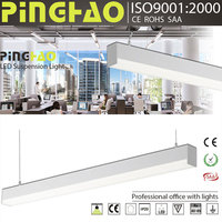 Zhongshan Supplier energy saving hanging fluorescent light fixtures