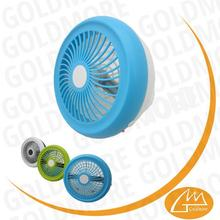 New design powerful new plastic blades stand fan