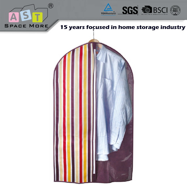 Durable service cheap hot price cloth suit cover garment bag