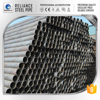 API 5L X42/X46/X52 SPIRAL STEEL PIPE USED IN OIL AND GAS LINE