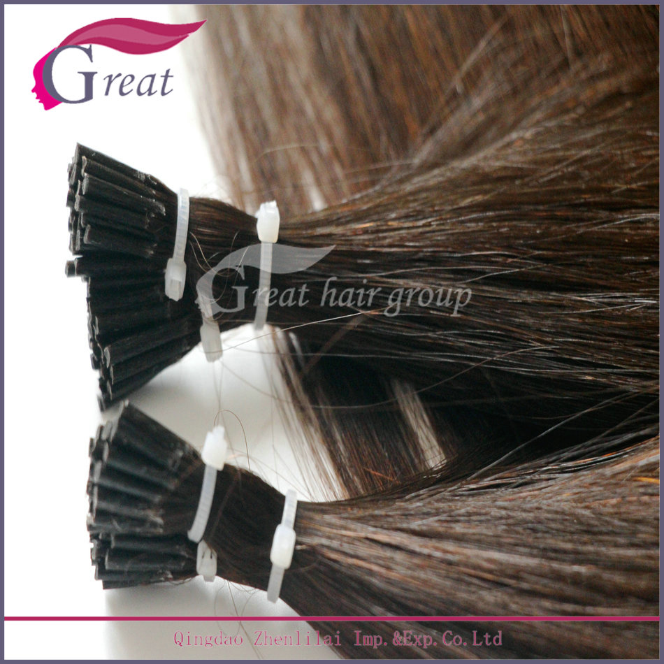 1g Stick I Ttip Remy Hair 100 Keratin Tip Human Hair Extension