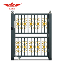 Custom Size Aluminum Metal smart garden and Villa door L650