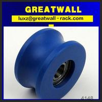 Greatwall v groove with double bearing cable guide pulley made in china