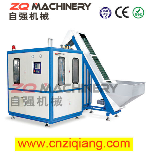 Fully Automatic Bottle Blowing Machine professional shampoo conditioners