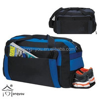 2015 New design small sports bag durable practical sports trendy gym bags