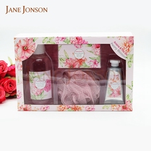 Natural elegance aromatic home spa bath gift set wholesale