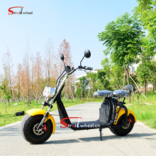 new prodcuts adult electric motorcycle citycoco WOQU 2 seat citycoco e scooter 5000w