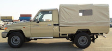 Toyota Land Cruiser Pickup 4wd Diesel with Soft top