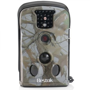 Motion Detected 940Nm Mms Trail Camera/Sms Control Mms Gprs 3G Trail Camera 5210