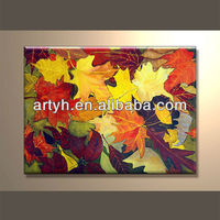 Popular modern handpainted abstract wall hangings