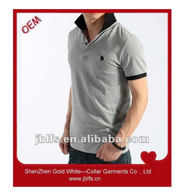 2012 summer new design Korean mens short sleeves polo shirt