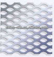 Decorative/Guarding/Fencing/Filtering CNC PVC Coated Low Carbon Steel/ Iron Perforated metal mesh/sheet/pannel/ Punching nets