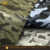 Hot sell camouflage microfiber pu upper shoes material