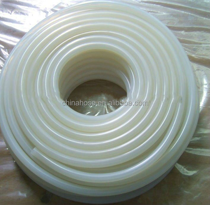 High Temperature Food and Medical grade silicone tube for water dispenser/Bean Juice Maker /coffee machine
