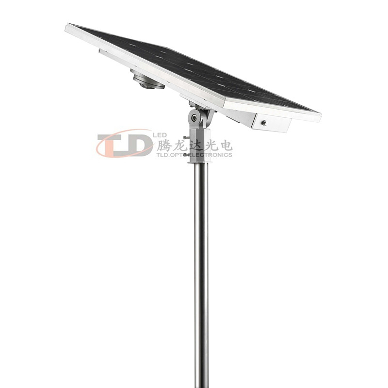 Hot selling 60w all in one solar led high mast lighting