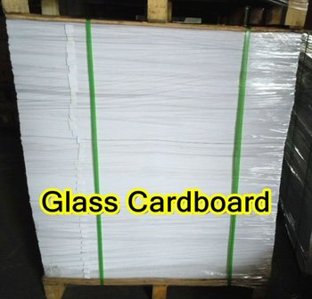 889x1194mm, 350g glass cardboard