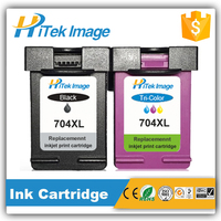 Compatible HP 704XL ink cartridge 704 XL refill ink cartridges Deskjet 2010 2060 CN692AA