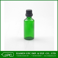50ml green essential oil with cap