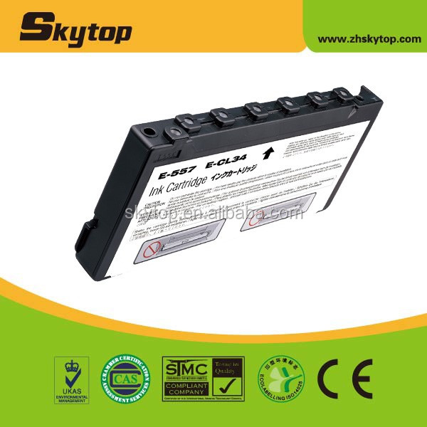 compatible ink cartridge T557 for Epson Picture Mate/ Picture Mate 500/ Picture Mate Mobile Phone Edition