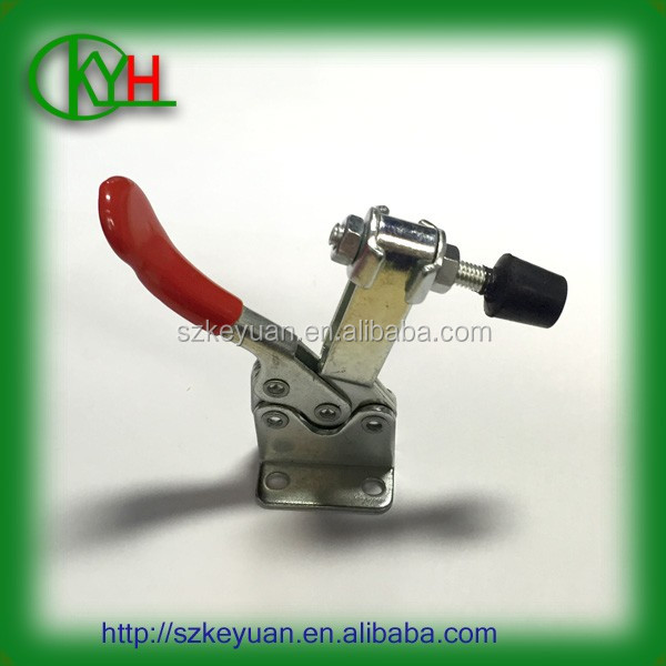 China Best Selling Custom Horizontal 304 Stainless Steel Toggle Clamp