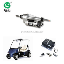 elderly scooter, golf cart,200W 24V electric DC motor driving rear axle