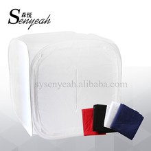Photo Studio shooting softbox photo light tent 80 cm round tent light cube soft box