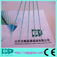 cheap 2mm clear sheet glass picture frame glass