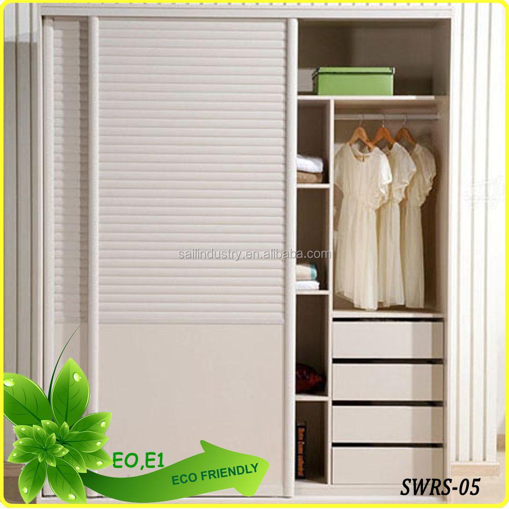 Sliding Door Bedroom Furniture Wpc Sliding Door Wardrobe Closet Bedroom Furniture View Sliding