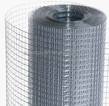 Most popular 10 gauge galvanized welded wire mesh for sale
