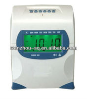 Good Design LCD Display Electronic Punch Card Time Recorder Attendence Management