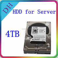 "New !!! 4 TB 3.5"" Internal Server Hard Drive - Sata - 7200 Rpm - 64 Mb Buffer - Black"