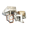 Fourdrinier cardboard paper machine,paper machine head box