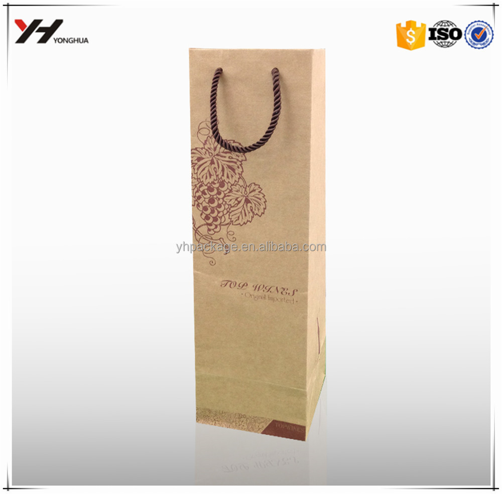 Hangzhou Professional Custom Printing Kraft Box Gift for <strong>Wine</strong>