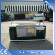 New custom YiYing YY- IC200gas hot dog cart / rc trucks boat trailer/hot dog cart for sale/