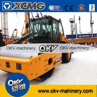 2014 Hot Sale XCMG 26Ton Road Roller XS262J with Shangchai Engine
