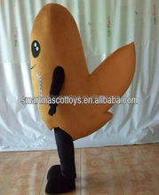 adult small chicken wing mascot costume