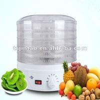 5 tiers big space Fruit and Vegetable dehydrator
