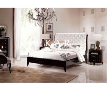 Teak wood craft bed furniture , poster beds
