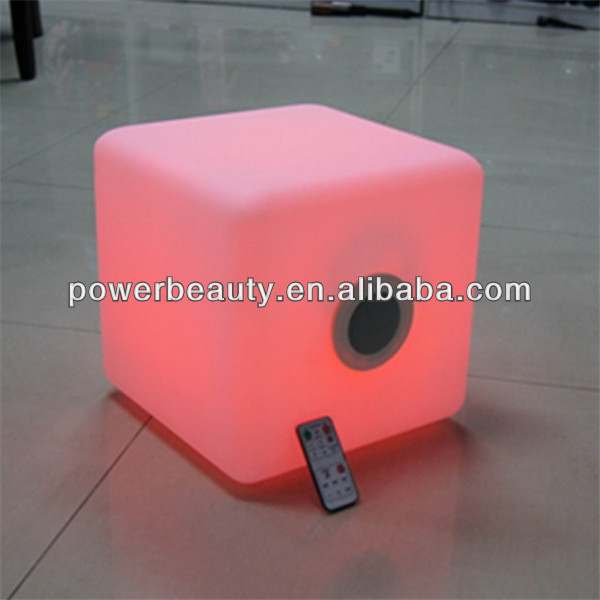 Portable mini bluetooth speaker box for multimedia devices