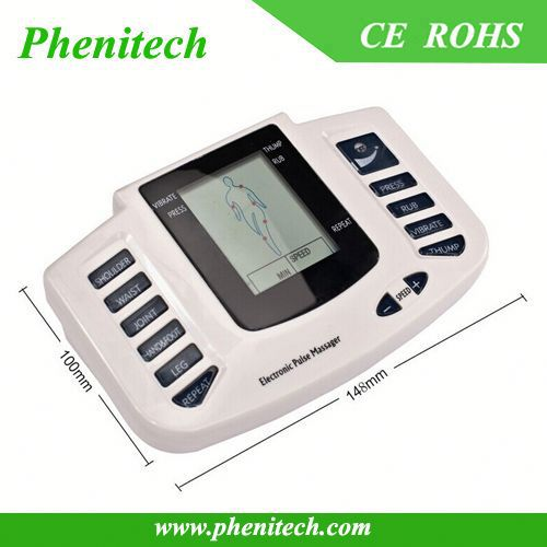 Effective personal arthritis tens ems electronic pulse massager