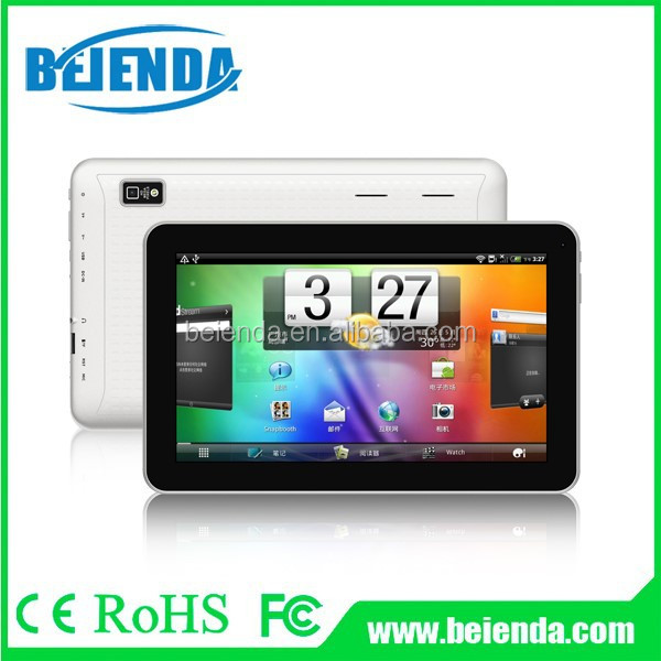 10 inch tablet pc with dual camera android tablet