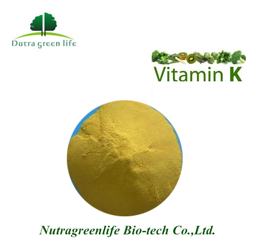 Nutritional Supplement Vitamin k2 Mk4 Powder With Competitive Price