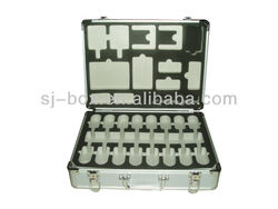 Hot sale aluminum instrument case with custom foam inserts